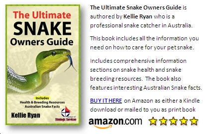 buy snake care book @ Amazon