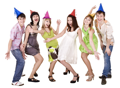 Fun party themes for adults