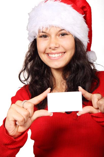 christmas gift cards