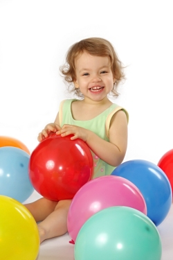 birthday party for toddlers