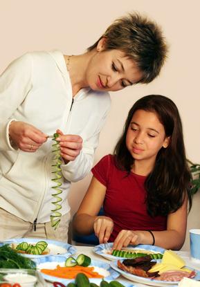DIY kids party food ideas