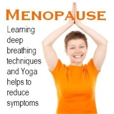 natural menopause relie
