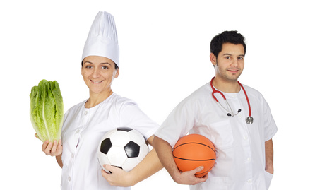 consult with professionals to plan your fitness program