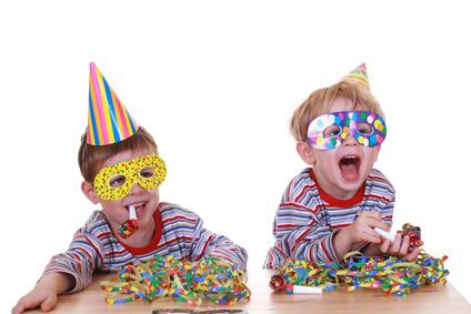 BOY BIRTHDAY PARTY THEME IDEAS