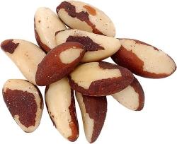 zinc in brazil nuts