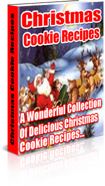 CLICK HERE >> to see the Christmas cookie recipe books!