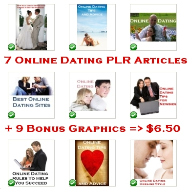 Free dating plr content