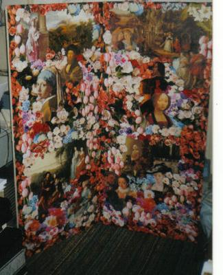 Decoupage screens