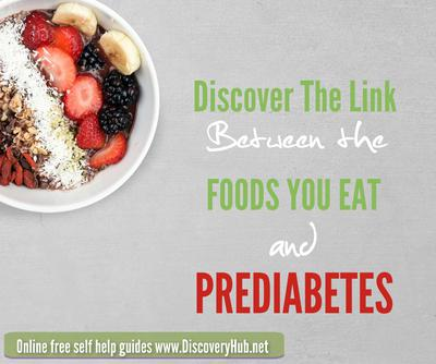 Foods To Eat To Prevent Prediabetes