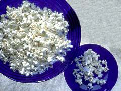 popcorn low calorie substitutes