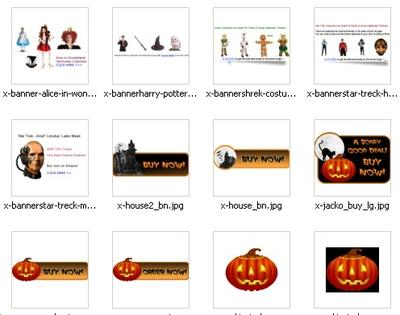 bonus call to action banners promoting amazon products
