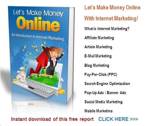 Lets make money online free how to books download