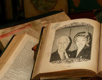 Jim Rohn & Helene Malmsio