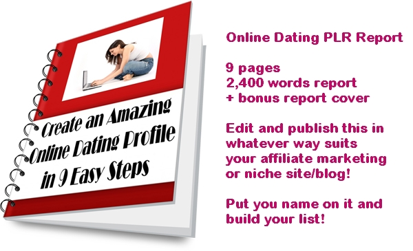 How to do an online dating profile