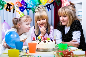 how to plan a kids birthday party