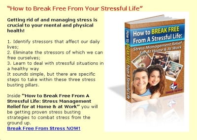 buy how to manage stress book