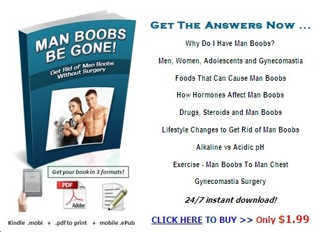 CLICK TO BUY >>> man boobs be gone how-to book