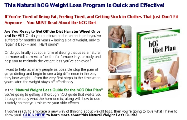 Learn more about the hCG diet program >>>