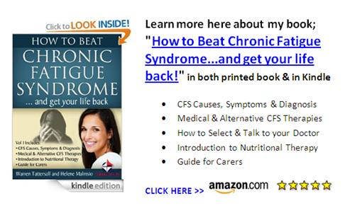 How To Cure Chronic Fatigue Naturally
