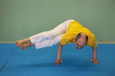 yoga sports training